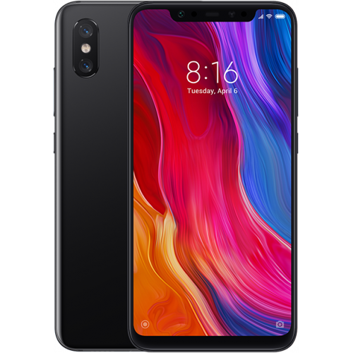 "Xiaomi Mi 8, Global, 6.21"" Amoled, NFC, Snapdragon 845, Android 8.1, Camara 12+12 MP, Frontal 20 MP, 4G Mexico"