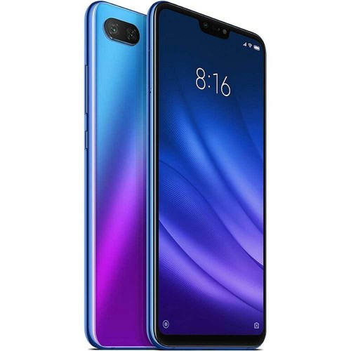 Xiaomi Mi 8 Lite Version Global 4G Mexico, Android 8.1, MIUI 10, Snapdragon 660, Camara 12+5 MP, Selfie 24 MP, QC 3.0