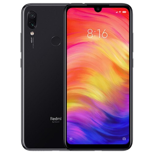 Redmi Note 7, Versión Global, Camara 48 MP con IA, Snapdragon 660 octa-core, 4G Mexico