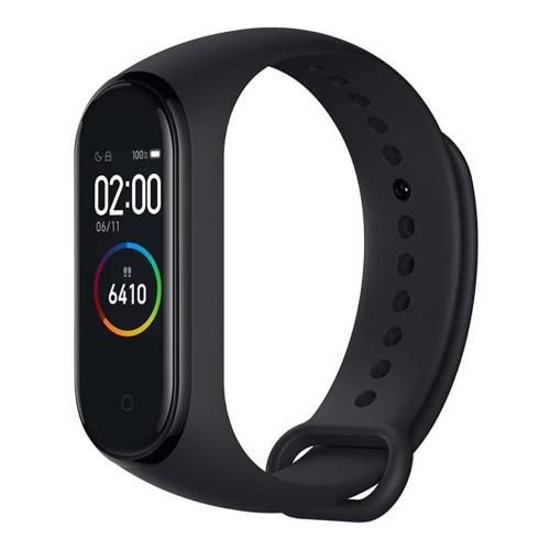 Xiaomi Mi Band 4, global, Negra, resistente al agua, batería hasta 20 días, ritmo cardíaco, notificaciones, BT 5.0