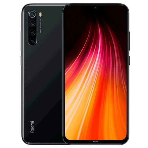Xiaomi Redmi Note 8, global, 4 Cámaras, 48MP, Snapdragon 665, Cuerpo cristal, Gorilla Glass, 4000mAh, 4G Mexico
