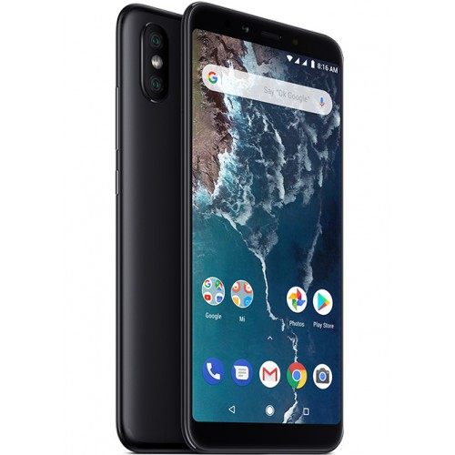 Xiaomi Mi A2, Android One, 4G Mexico, Camara Dual 12 + 20 MP, Frontal 20MP, Snapdragon 660