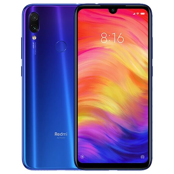 Redmi Note 7 - www.mistore.mx